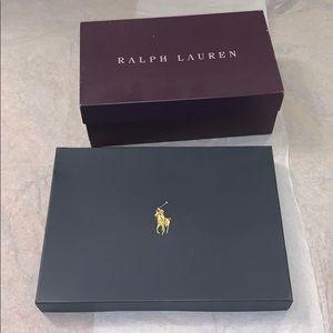 🔥🔥 Ralph Lauren Boxes